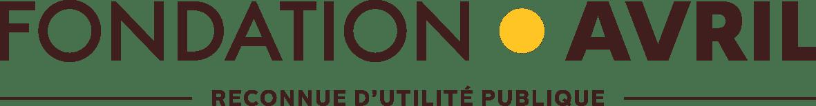 Logo Fondation Avril RUP- en couleur
